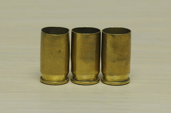 .380 Auto Unprocessed Brass