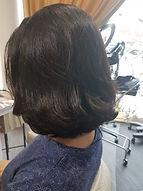 Salon B Volume Rebonding Short hair Side