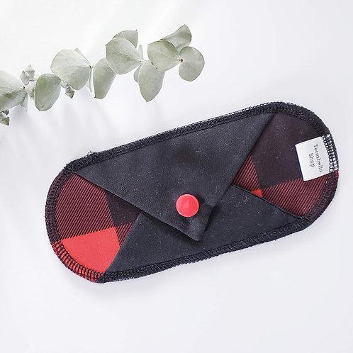 Protège-dessous réutilisable | Carotté rouge