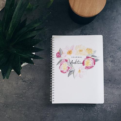 Le Journal Ambition | Planification quotidienne