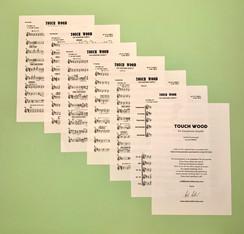 Arrangement für Sax-Quartett - for free!