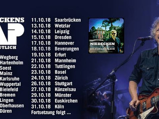 Live & Deutlich-Tour mit BAP