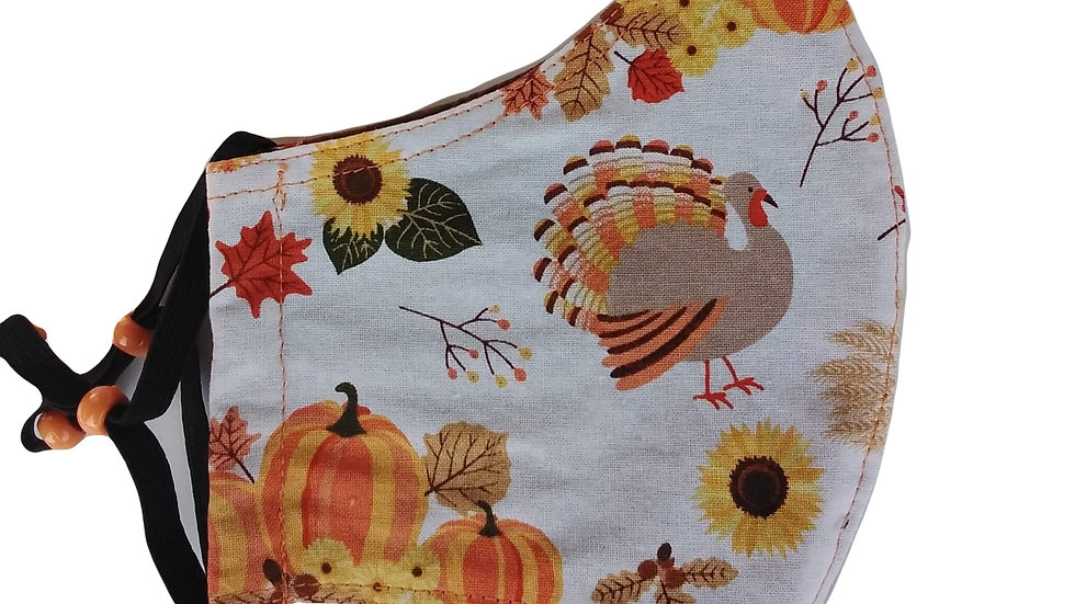 Everything Autumn Mask by Alfreda