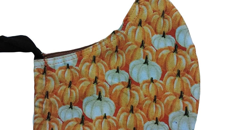 Pumpkin Mask by Alfreda