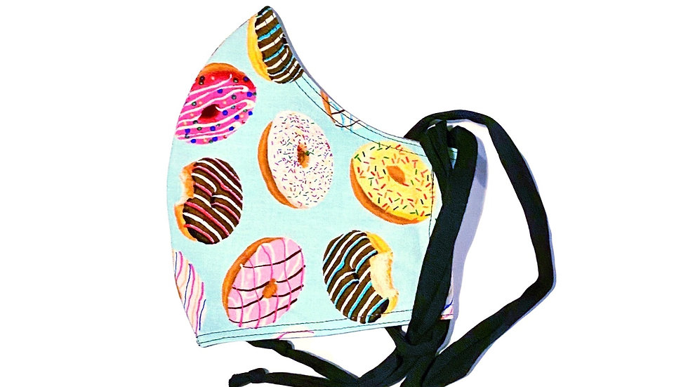 Donut Mask by Alfreda
