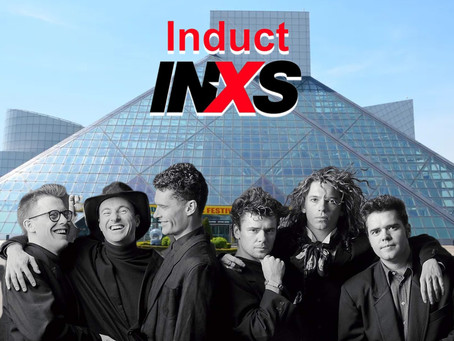 Welcome to Induct INXS