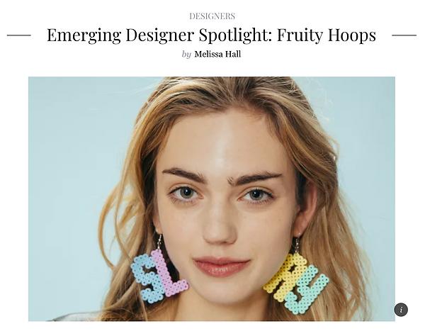 The Emerging Designer