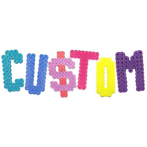 Custom Words