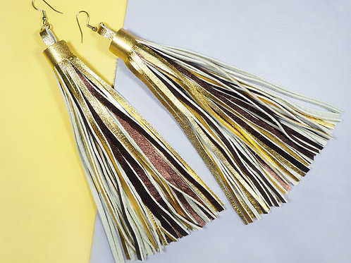 Valencia Leather Tassel