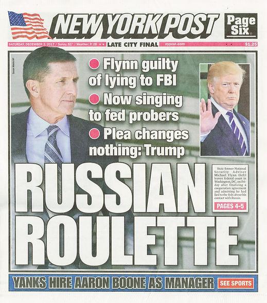 New York Post December 2017