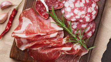 CURED MEATS & CHARCUTERIE