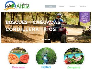 Cabañas Altué - Molina