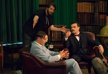 Richard directing Matt and Harry.png