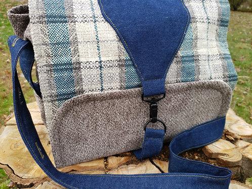 """The """"Rago"""" Satchel Bag"""