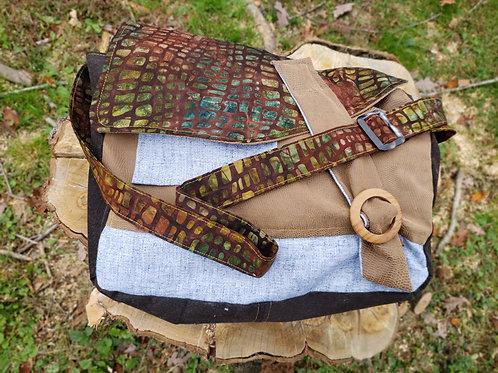 "The ""Sedat"" Satchel Bag"