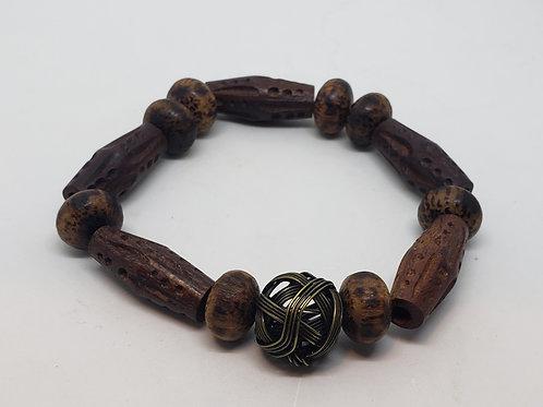 Wooden/Tubed Wrist wear