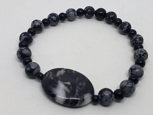 Black Hematite Beads