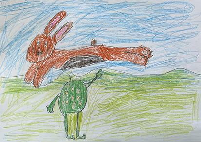 Alex Meyer 9 Jahre, Dortmund