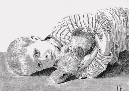 Miriam Fricke (Zeichnung)