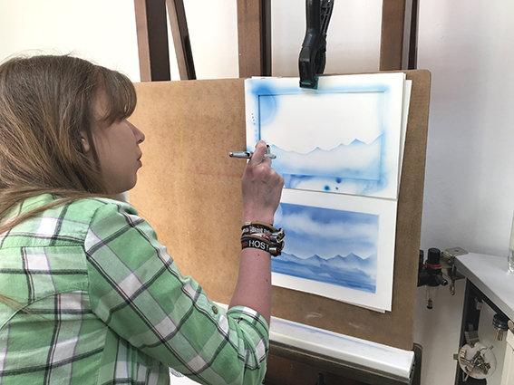 Airbrush für Einsteiger