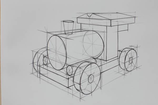 Grundkurs Zeichnen