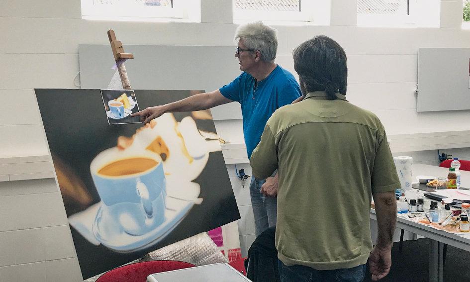Airbrush Meisterklasse