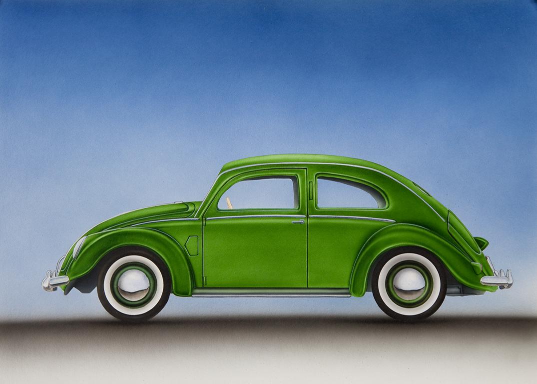 VW-Käfer Model