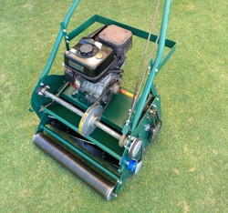 Lawn mower reconditioning