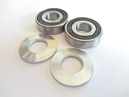 2 x Scott Bonnar Reel Bearings & 2 x Scott Bonnar Bearing Shields Set