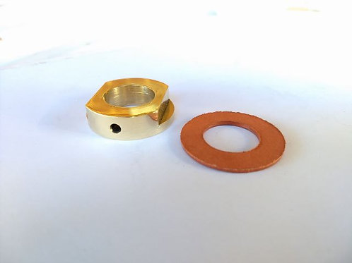 Thrust Pad Brass