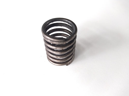 Second hand - clutch spring