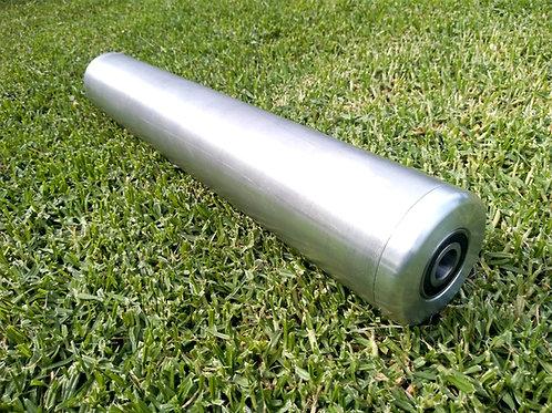 Front roller Aluminium with bearings & axil