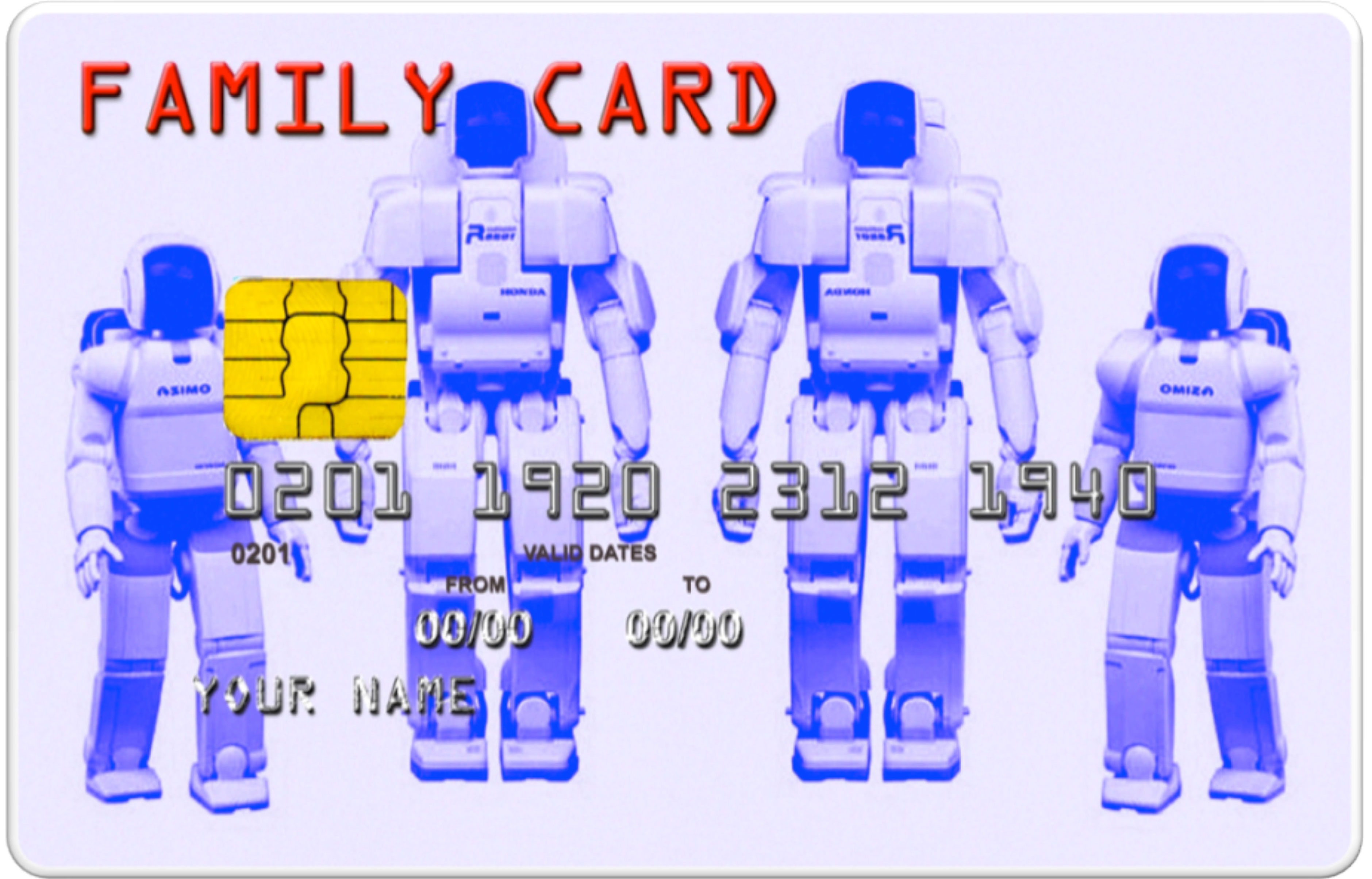 FAMIL CARD