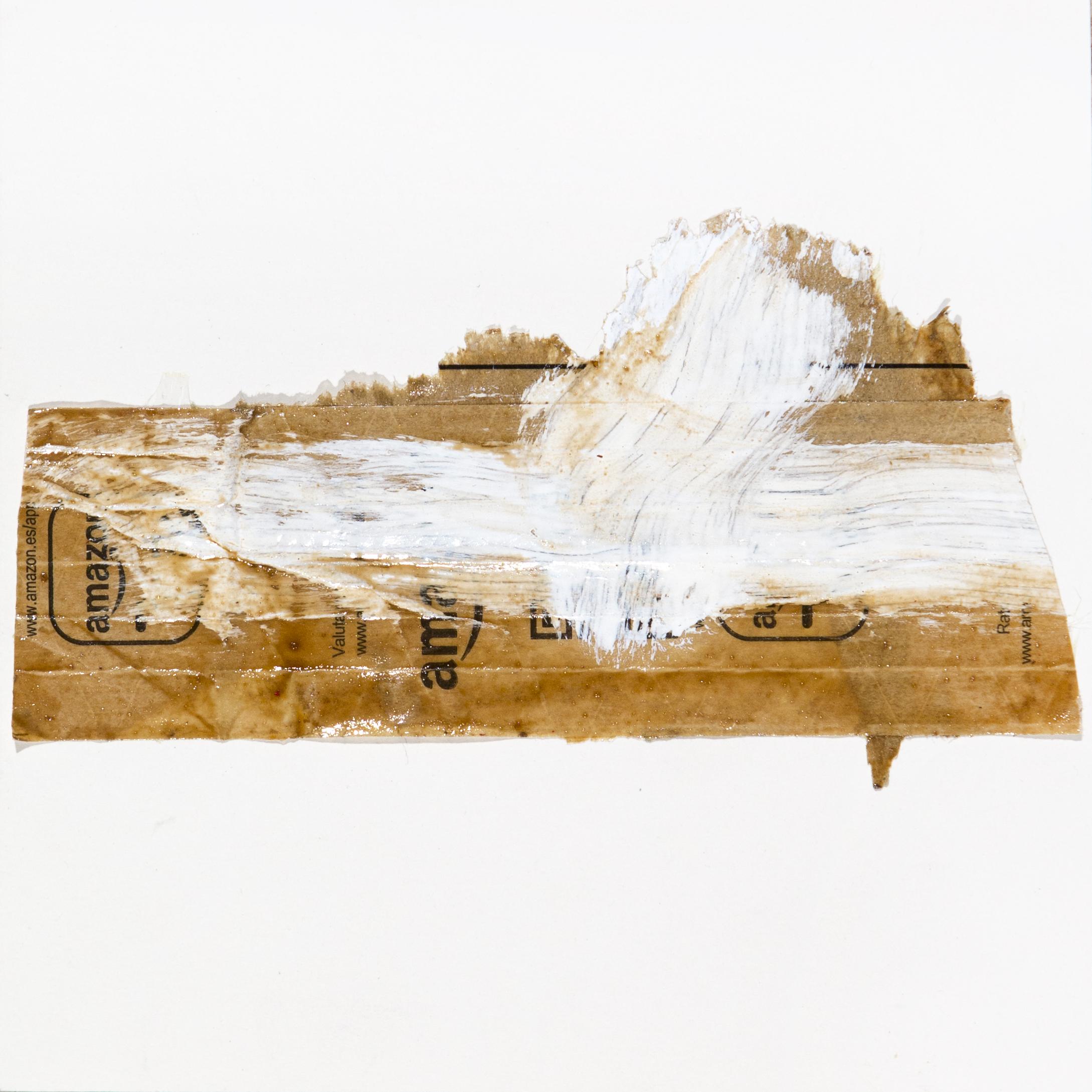 AP Ec 7_4, 2015, tecnica mista, cartone su carta, cm 20 x 20