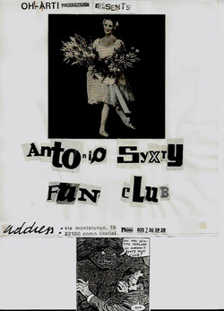 ANTONIO SYXTY FAN CLUB - materiali_Page_2