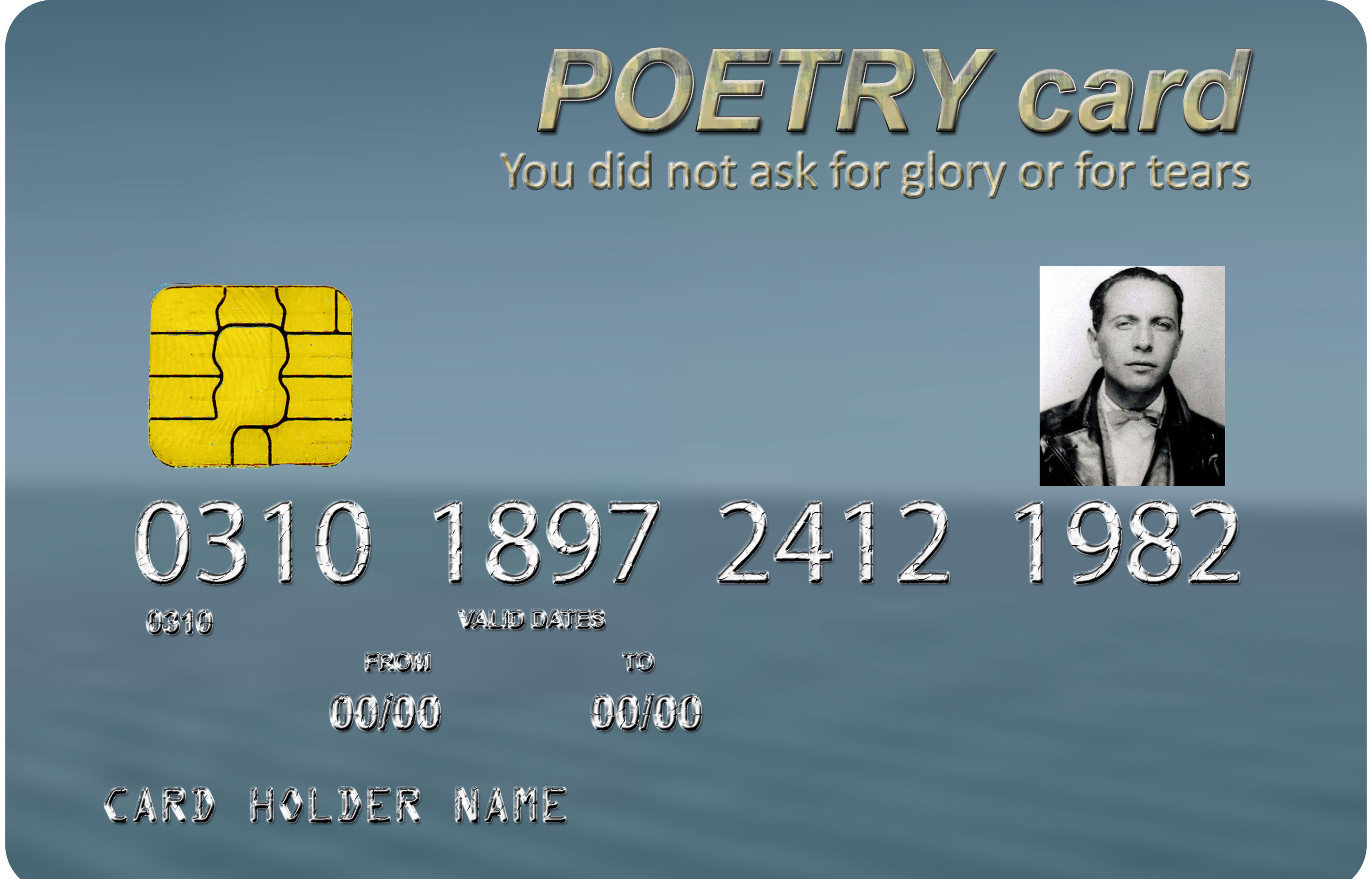 POETRY CARD