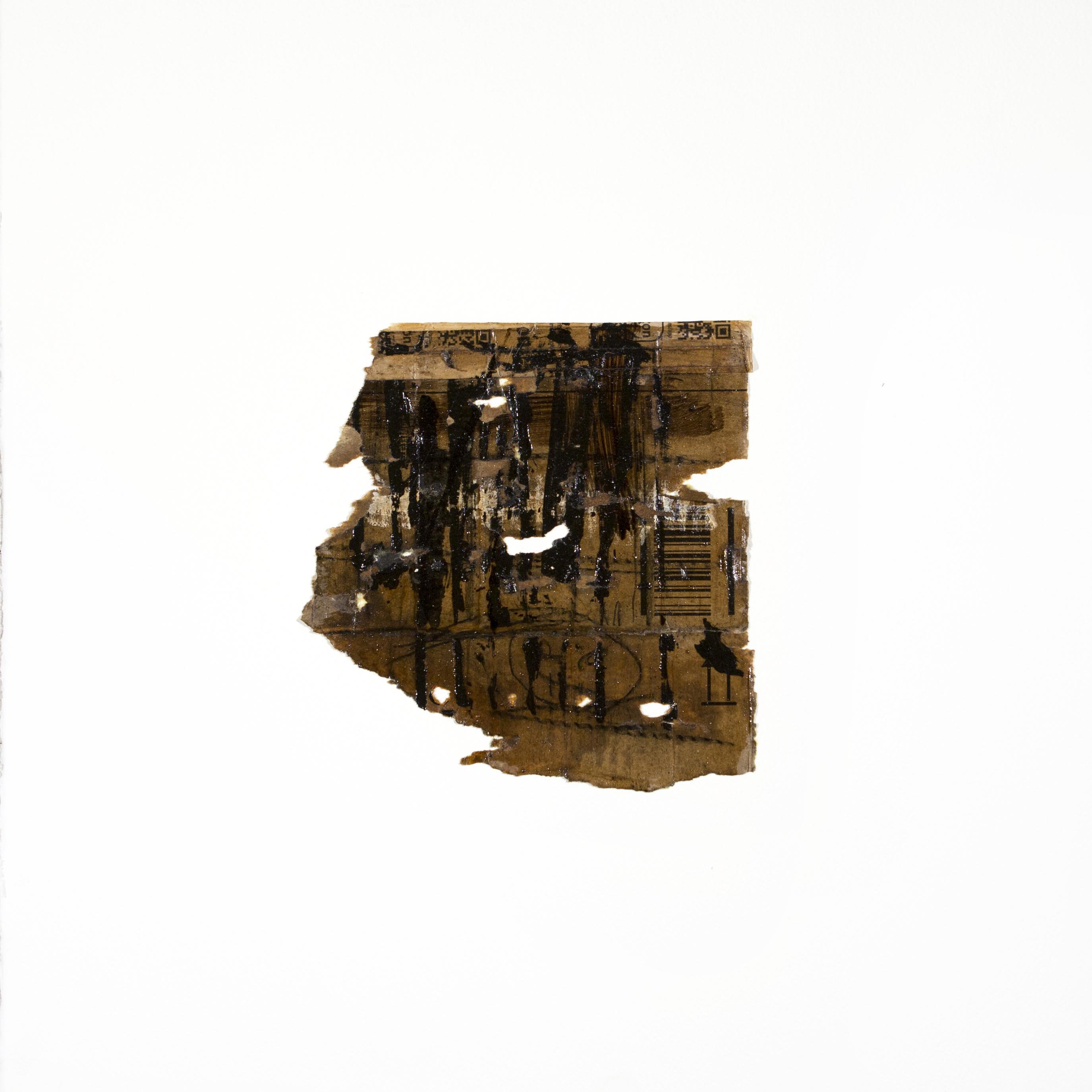 AP Ec 6_9, 2015, tecnica mista, cartone su carta, cm 56 x 56
