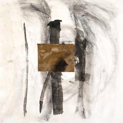 AP Ec 9_13-15, 2015, tecnica mista, cartone su carta, cm 70 x 70