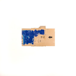 AP Ec 3_7-9, 2014-2015, tecnica mista, cartone su tavola, cm 100 x 100