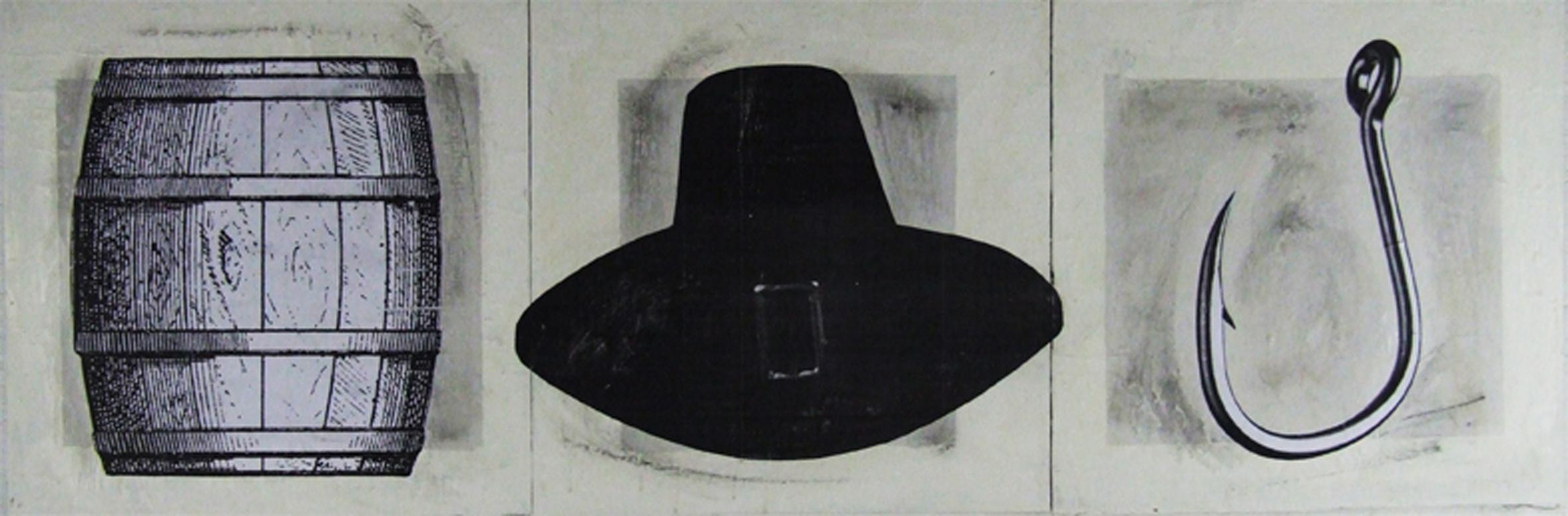 BARREL HAT HOOK