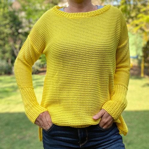 Sweater correteado