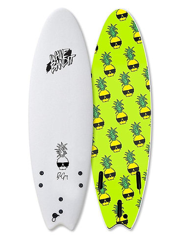 "2019 Wave Bandit 6'6"" Performer Ben Gravy Pro"