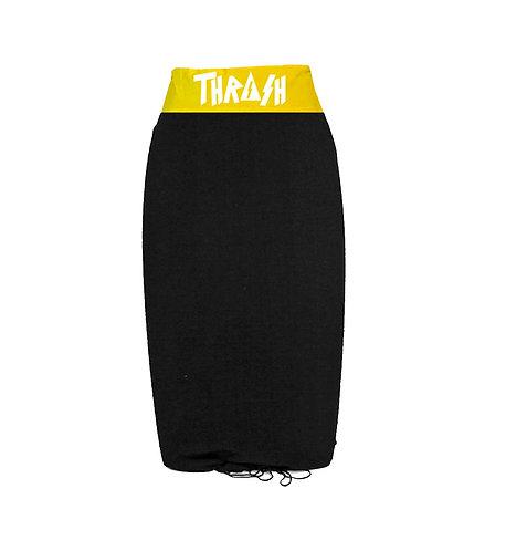 Thrash Black/Yellow Stretch Cover