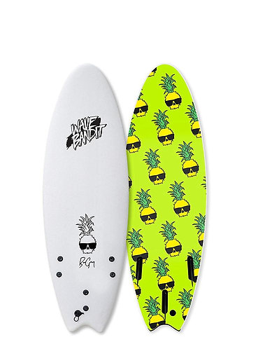 "2019 Wave Bandit 5'6"" Performer Ben Gravy Pro"