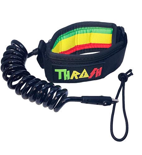 Thrash Bicep Leash Rasta