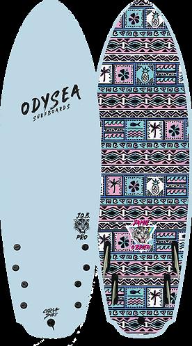 2020 Odysea 5'8 JOB 4-Fin Pro