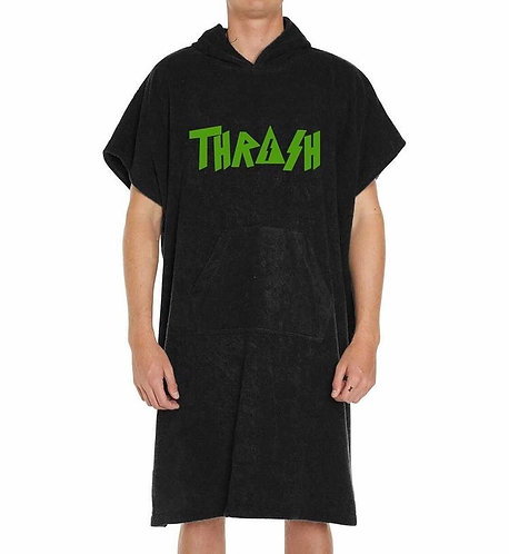 "Thrash ""The Poncho"" Towelling Robe (Various Colourways)"