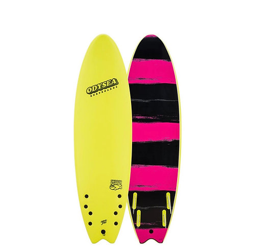 2021 Odysea Skipper Quad Lime/Pink Stripes (Various Sizes)