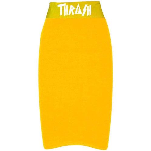 Thrash Yellow/Yellow Stretch Cover