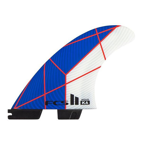 FCS II Kolohe Andino KA Thruster PC Medium Tri Fins